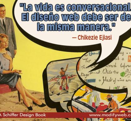 Diseño Web Conversacional