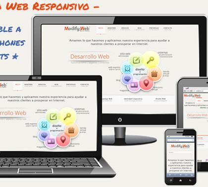¿Qué es un sitio web Responsivo? y ¿Por qué debo tener uno?