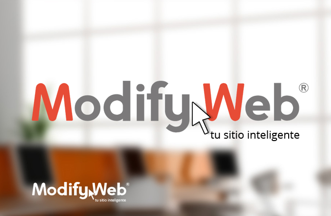 logotipo modifyweb
