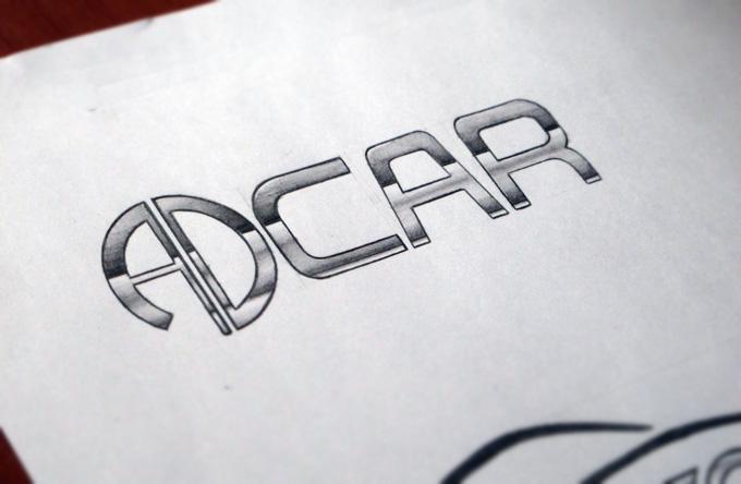 diseño de logotipo adcar